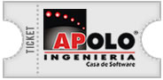 Sistema de Tickects Apolo Ingeniería